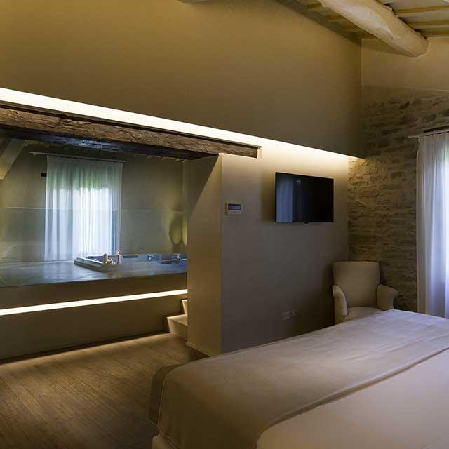 Gran Suite Jacuzzi - Le Silve di Armenzano - Natural Resort